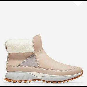 COLE HAAN Grandexplore groudzero shearling boots